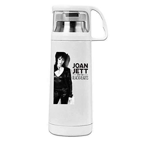 Halo Life Joan Jett Cover Cup Mug Stainless Steel Beverage Bottle White One -