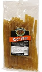 Old Fashioned Root Beer Twists Licorice Sticks ()