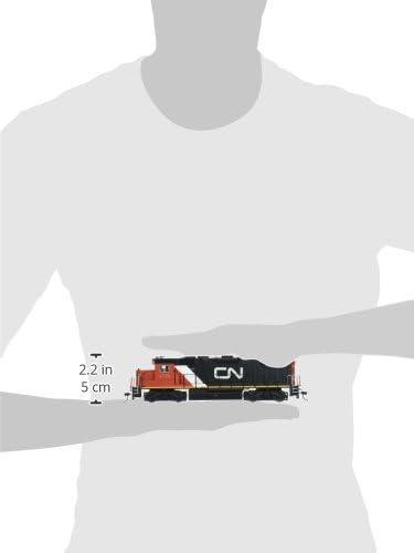 Bachmann Industries Canadian National EMD GP 38-2 Diesel Locomotive