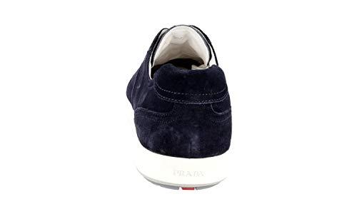 Hombre Zapatillas Para De Prada Piel 0F8xq7wBF