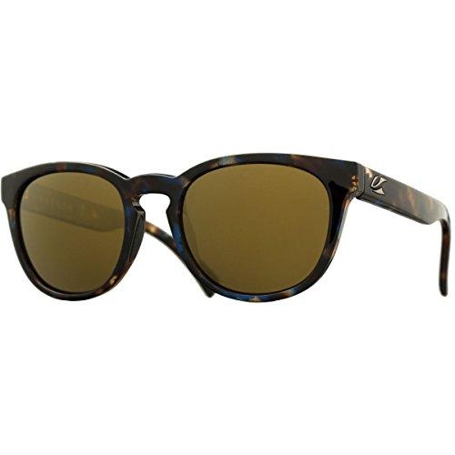 Kaenon Adult Strand Polarized Sunglasses, Brown Opal / Brown 12 Gold, One - Sunglasses Kaenon