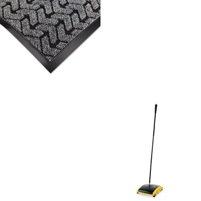 Bissell 22012 Cordless Swift Sweep Push Brush Roller