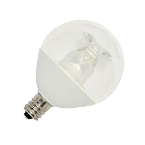 Westinghouse 53213 - 7G16.5/LED/DIM/CL/CB/27 1CD G16 5 Globe LED Light Bulb
