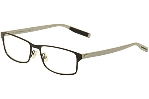 Dior Homme By Christian Dior Eyeglasses 0197 92K Black Optical Frame 56mm