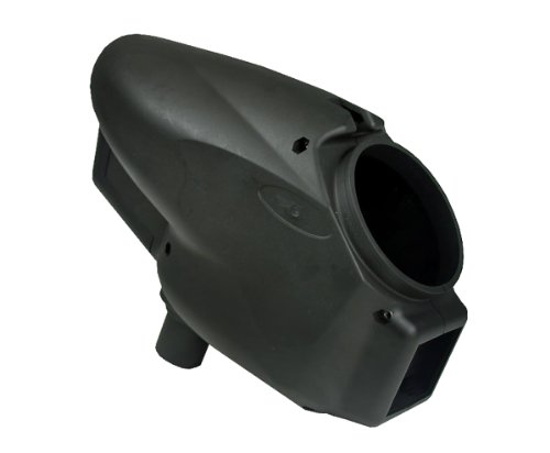 (Empire Halo Too/Halo B/Reloader B Replacement Hopper Shell - Matte Black)