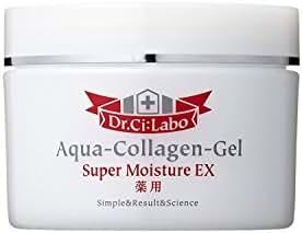 Dr. Ci: Labo Super Aqua Collagen Gel Super Moisture EX 120g All in One Cream