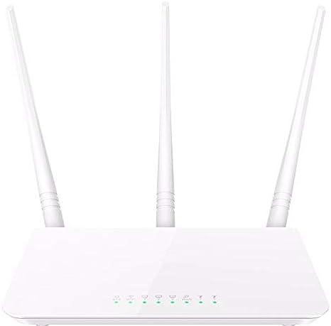 WQYRLJ Configuración WiFi Router Inalámbrico 300Mpbs 3 ...