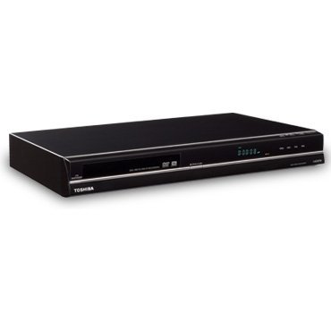 (Toshiba DKR40 DVD Recorder with 1080p Upconversion)