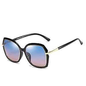 XXYHYQ Sunglasses TAC Gafas de Sol de Metal polarizadas ...