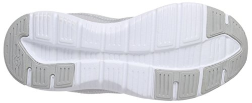 Lotto Ariane Iv AMF W, Women's Running Shoes Grey (Pearl/Silv Mt)