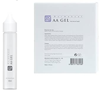 Dermaheal Aa Gel Hydrating Cleanser With Hyaluronic Acid - 6 fl. oz. by DERMA-E (pack of 1)