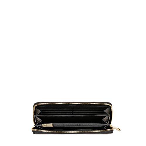 Furla Babylon wallet woman with coinholder black