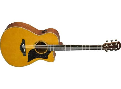 - Yamaha A-Series A5M Cutaway Dreadnought Acoustic-Electric Guitar Vintage Natural