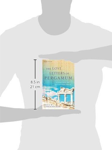 lost letters of pergamum amazoncouk bruce w longenecker 9780801097966 books