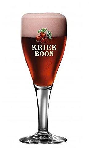 Kriek Boon Belgian Cherry Beer Glass Chalice 0.3L - Kriek Beer