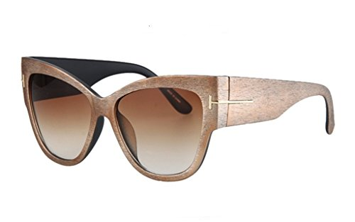 Personality Cateye Sunglasses Trendy Big Frame - Eyeglasses Online Chinese
