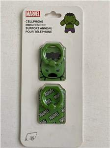 New Marvel Incredible Hulk Cellphone Ring Holder Miniso