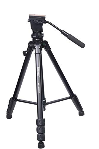 Simpex VCT 988 RM Professional Photo   Video Tripod