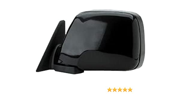 New Door Mirror Glass Replacement Driver Side For Toyota Land Cruiser 91-97
