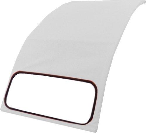 neuve avec ouverture extérieure TOPCAR Capote 2CV blanche Accessoires pour cabriolet