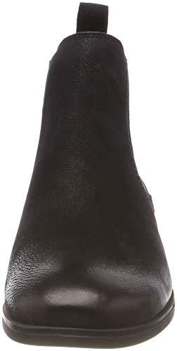 Tamaris black 1 21 25995 Femme Chelsea Bottes Noir rwxrUfAvq