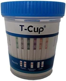 5 Pack of 14-Panel Drug Testing Kit Test For 14 Different Drugs Instantly