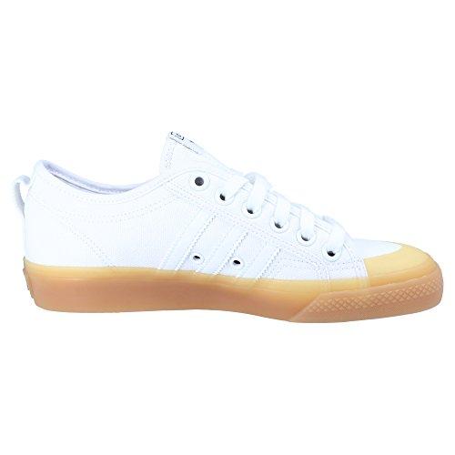 Para Adidas Cq2533 Originals Blanco Mujer Zapatillas W Nizza CzqZ7xzwg