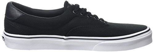 C Negro Black White Unisex Zapatillas Adulto Era Vans 59 amp;p True qwUvY