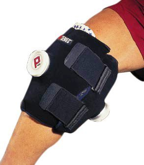 ProSeries Knee ''Double'' ice wrap hot and cold therapy