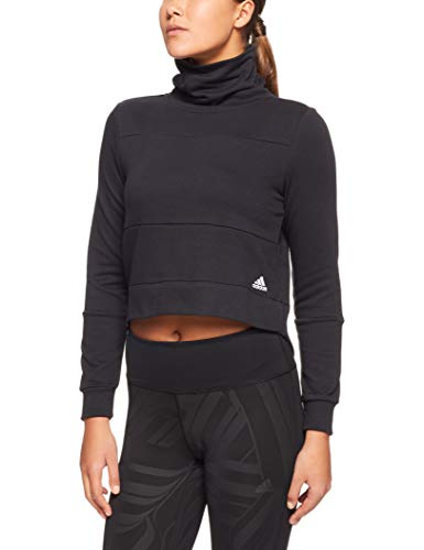 Capucha Adidas Chaqueta Con Mujer De Negro negro S2s tUwUqTAZ