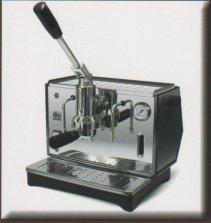 Pontevecchio Lusso Lever Espresso Machine Black