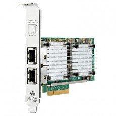 HPE ISS BTO 656596-B21 Ethernet 10Gb 2port 530T Adapt