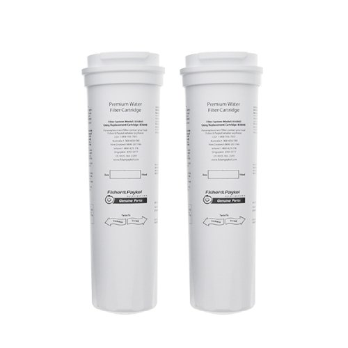 Fisher & Paykel 836848 Refrigerator Water Filter - 2 Pack