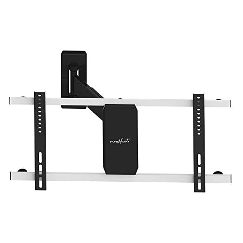 chollos oferta descuentos barato PureMounts EASYFLEX 65 Soporte de pared para TV con 81 165cm 32 65 VESA 600x400 inclinable 15 orientable 120 Distancia de la pared 40 305mm carga max 30kg negro