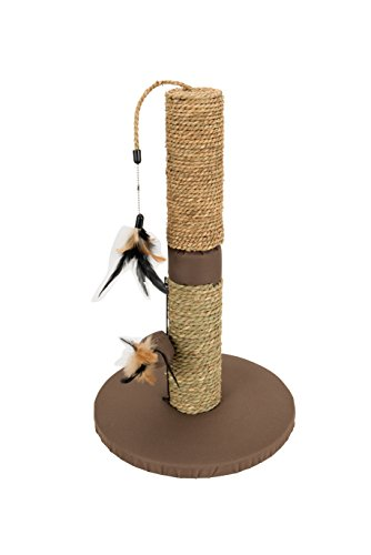 Aime Single Scratch Post for Cats