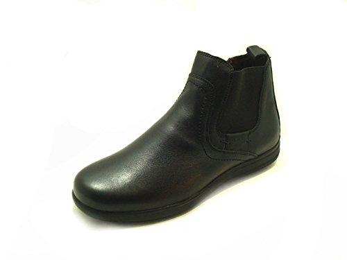 GRÜNLAND Men's Boots Black black tXb8t4K