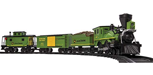 Lionel John Deere Ready to Play Train Set