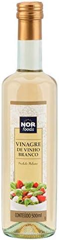 Vinagre de Vinho Branco Nor Foods 500ml