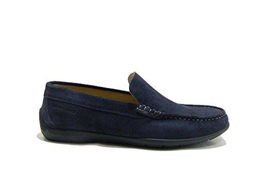loafer Uomo Blu Lumberjack Leman Mocassini Oqwxcz4aT7