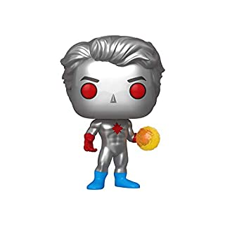 Funko Pop! Heroes: DC - Captain Atom Vinyl Figure WonderCon 2020 Limited Edition Amazon Exclusive
