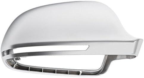 A3 S3 A4 S4 A5 S5 A6 S6 08-10 S RS Style Aluminum Finish Mirror Cap Cover Pair