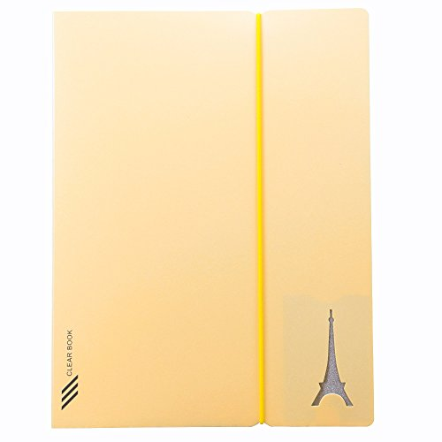 kobest-20-pocket-bound-sheet-protector-presentation-bookdisplay-book-40-page-capacity-with-a-francee