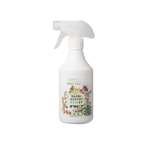【ケース販売】 不快害虫用きひ液剤 デサピア 500ml 20個セット B07T47CDS6