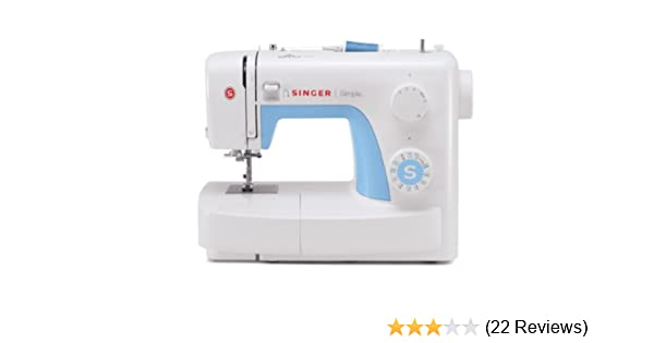 Amazon Singer 40 Simple Sewing Machine With Automatic Needle Enchanting Singer Talent Sewing Machine Reviews