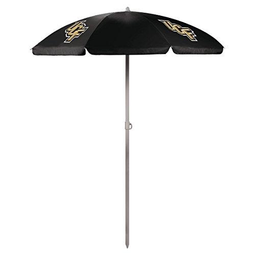 PICNIC TIME NCAA Central Florida Knights Portable Sunshade Umbrella