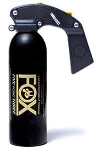 Fox Labs Law Enforcement Defense Spray Review