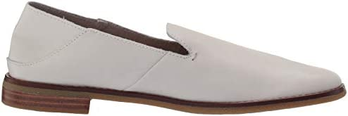 Seaport Levy Smooth Leather Loafer Flat