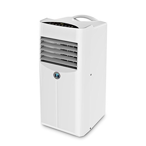 A/c Compressor Free Oil (JHS 10,000 BTU Powerful Portable Air Conditioner Portable AC Unit, A001-10KR/D Remote Control Air Cooler Dehumidifier with Timer, Sleep Mode and 2 Fan Speed)