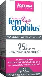 Jarrow Formulas Fem Dophilus Capsules Pack