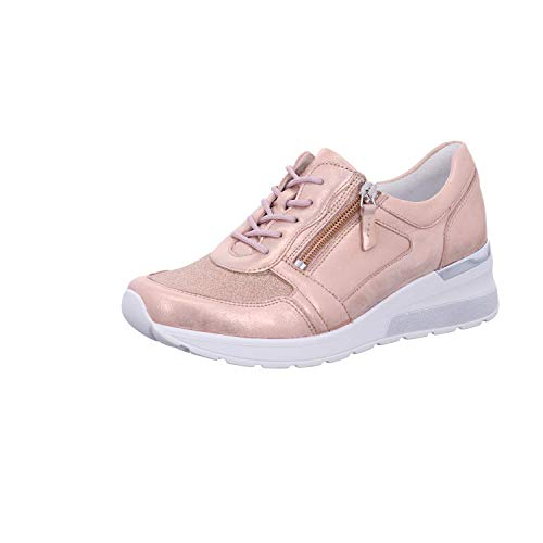 41 De Uk 139 7 939h01 Eu H soft Waldläufer Sneaker Número 201 Zapato Mujer clara f6xC7wpzq
